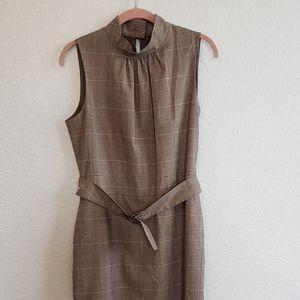 Micheal Kors Plaid Dress